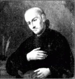 Juan de Ugarte - Juan de Ugarte, S.J.