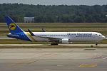 Ukraine International Airlines, UR-GED, Boeing 767-33A ER (19675128541).jpg