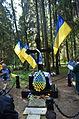 Ukrainian Delegation in Levashovo Memorial Cemetery 26.JPG