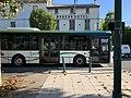 Un bus TAM depuis le Modern Hôtel à Ambérieu.jpg
