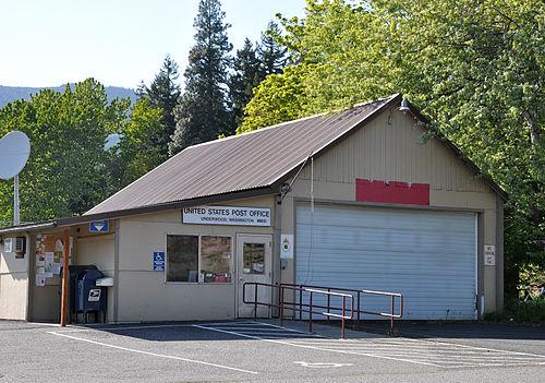 Underwood mailbbox