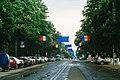 Ungheni. Drumul din centru.jpg