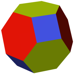 Compound of two icosahedra - Image: Uniform polyhedron 33 t 012