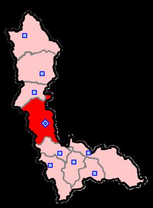 Urmia (electoral district) - Image: Urmia Constituency