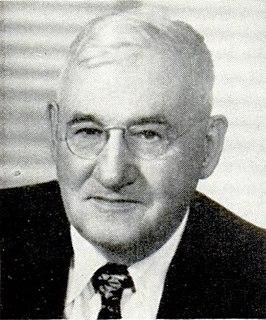Usher L. Burdick American politician