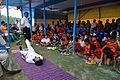 Utthita Padasana Demonstration - Football Workshop - Nisana Foundation - Sagar Sangha Stadium - Baruipur - South 24 Parganas 2016-02-14 1383.JPG
