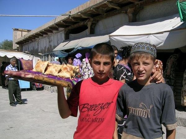 Uzbek Kids