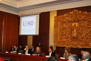 LEND Network - Announcement of the launch of the initiative in Ulaanbaatar (2012)
