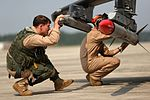 VMA-223 conducts first East Coast Harrier squadron AMRAAM exercise 140807-M-PJ332-286.jpg