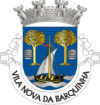 Coat of arms of Vila Nova da Barquinha