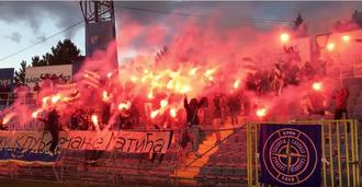 FC VSS Košice - VSS fans