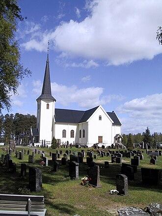 Våler, Hedmark - Våler church