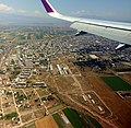 Vagharshapat from plane IMAG2837.jpg