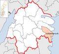 Valdemarsvik Municipality in Östergötland County.png