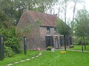 Maison Van Gogh - Image: Van Gogh House in Cuesmes Exterior