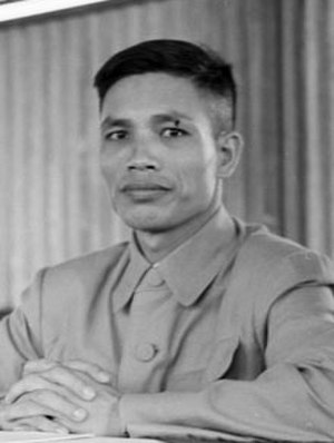 Secretary of the Central Military Commission of the Communist Party of Vietnam - Image: Van Tien Dung 1954