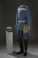 Vapenrock till uniform för Livgardet till häst modell 1895 - Livrustkammaren - 82415.tif