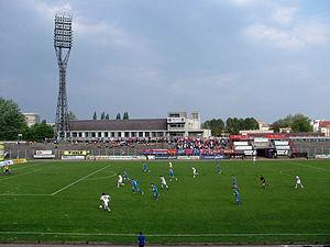 Vasas SC - Vasas SC–Zalaegerszegi TE in the 2006–07 Nemzeti Bajnokság I on 28 April 2007