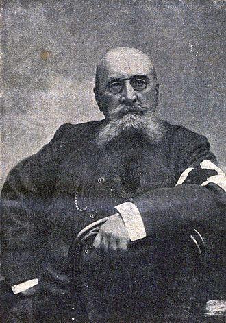 Vasily Nemirovich-Danchenko - Nemirovich-Danchenko in 1915