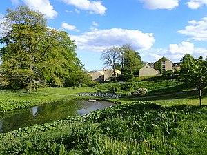 Vennelystparken - Image: Vennelystparken (maj) 03