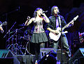 Venus Mars Project performing at the Wolf Den in the Mohegan Sun casino.jpg