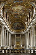 Versailles Chapel - July 2006 edit