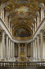 Baroque Architecture on 180px Versailles Chapel   July 2006 Edit Jpg Baroque 20architecture