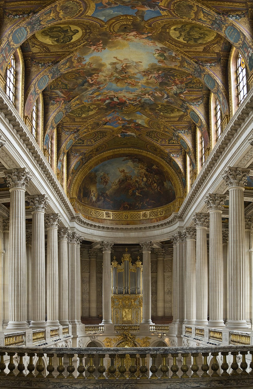 Versailles Chapel - July 2006 edit