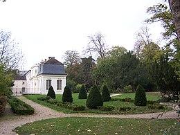 Maison des musiciens italiens versailles wikip dia - Maison jardin versailles strasbourg ...