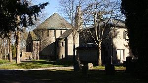 Vestre gravlund - Vestre krematorium (western crematorium) in Vestre gravlund