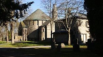 Vestre gravlund - Vestre gravlund crematorium