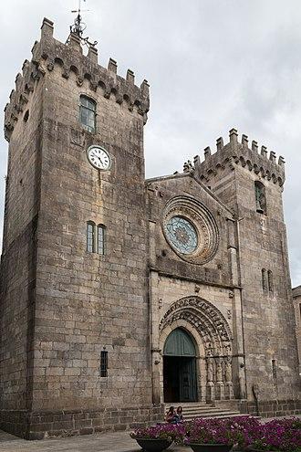 Viana do Castelo - Cathedral of Viana do Castelo