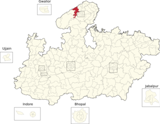 Joura (Vidhan Sabha constituency) Constituency of the Madhya Pradesh legislative assembly in India