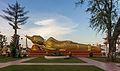 Vientiane - Wat That Luang Tai - 0005.jpg