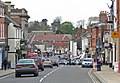 View down Market Street in Ashby de la Zouch - geograph.org.uk - 796684.jpg