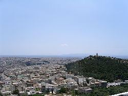 View of Athens from the Parthenon 001.jpg