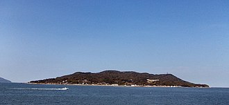 Nishi-ku, Fukuoka - Image: View of Nokonoshima Island from Odo Park