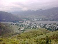 View of a mountain town Akhty.jpg