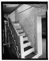 View of staircase looking north - Hammer-Taylor House, 3309 Bristol Highway, Johnson City, Washington County, TN HABS TN-244-15.tif
