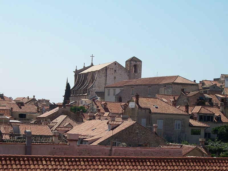 File:View old city of Dubrovnik-2.jpg
