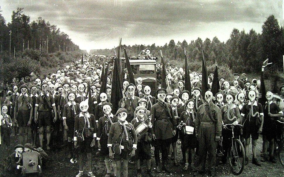 Viktor Billa Oborona pionerov