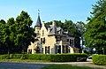 Villa Het Slotje (ook Het Slotje van de Baron) Jonkheer Meester E.F.M. van Rijckevorsel van Kessel. 1908 Neerbosch Nijmegen.jpg