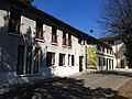 Villa Monderoux (Beynost) - library.JPG