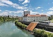Villach Burgplatz 1 Villacher Burg West-Ansicht 10052017 8420.jpg