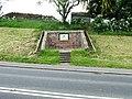 Village Bench - geograph.org.uk - 1336058.jpg