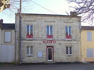 Villandraut Commune in Nouvelle-Aquitaine, France