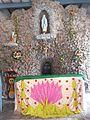 Villianur shrine Grotto Altar.jpg