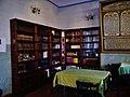 Vilnius Choraline Sinagoga Innen Bibliothek.jpg