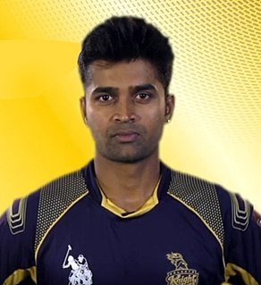Vinay Kumar Indian cricketer