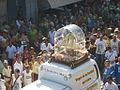 Virgen de la Caridad del Cobre a su paso por Melena del Sur - 2011.JPG